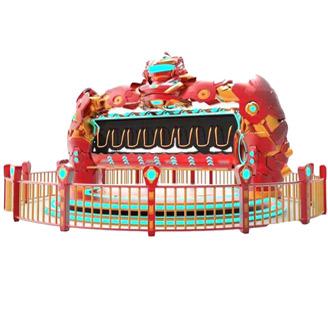 Ice Show Theme Carousel