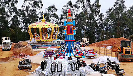 How to price the new amusement equipment?