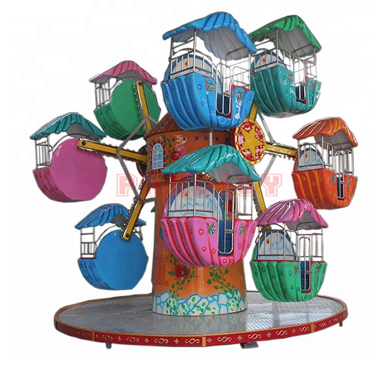 Double Direction Ferris Wheel