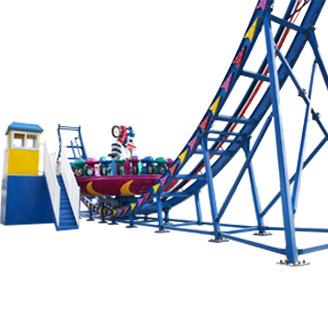 6P Macaron Carousel Ride