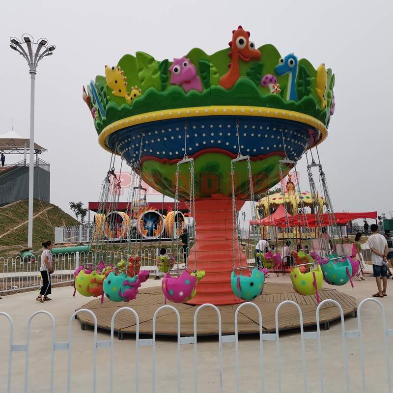New Dinosaur Flying Chair