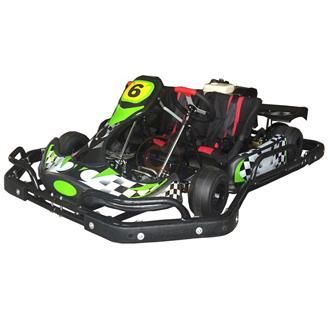 Double Seats Go Kart