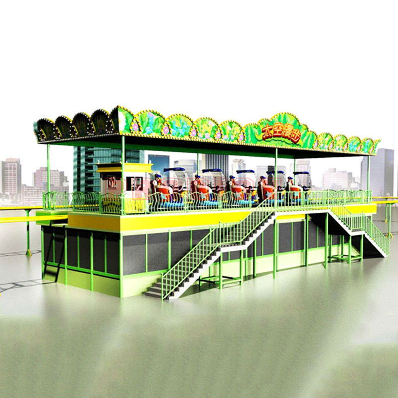 Mini Tagada Ride