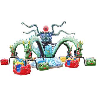 Giant Octopus Ride