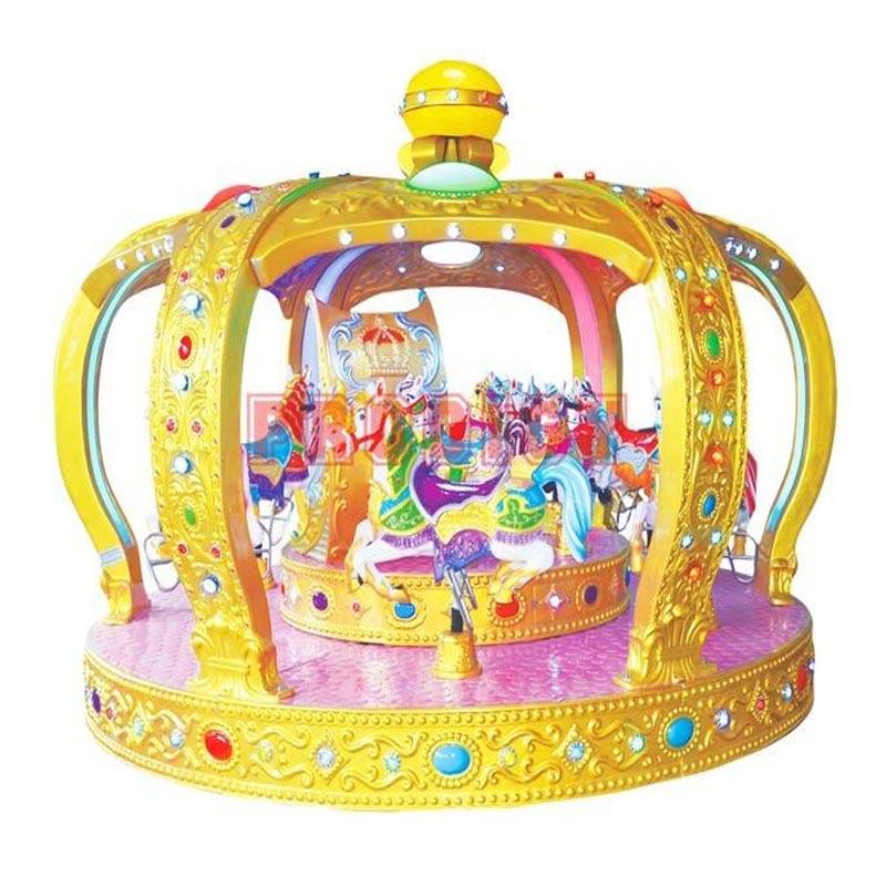 13P Royal Crown Carousel