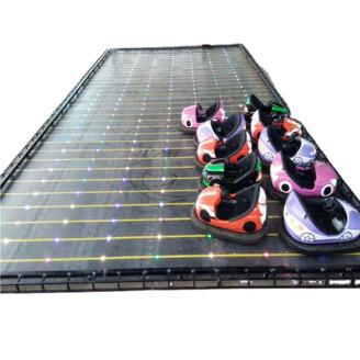 Ground-Grid Bumper Car
