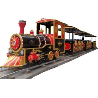 Vintage Track Train